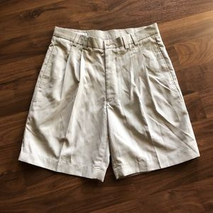 Perris Ellis Men's Khaki Shorts 32